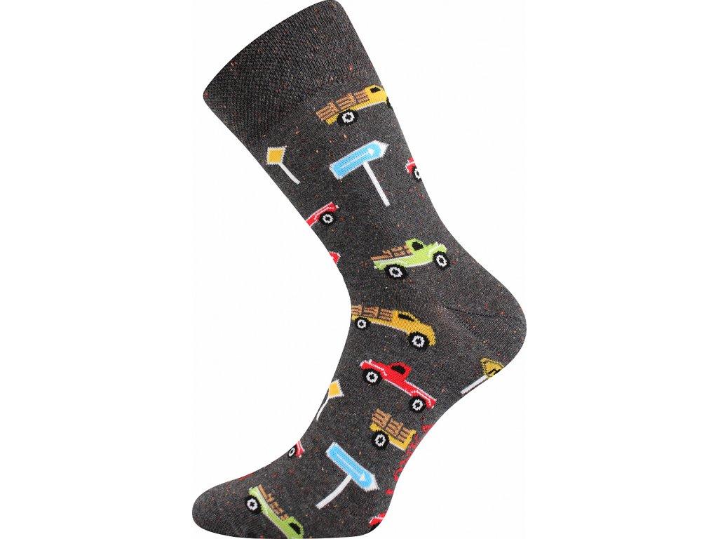 ponozky panske harry auta znacky vesele obrazkove vtipne superfit store