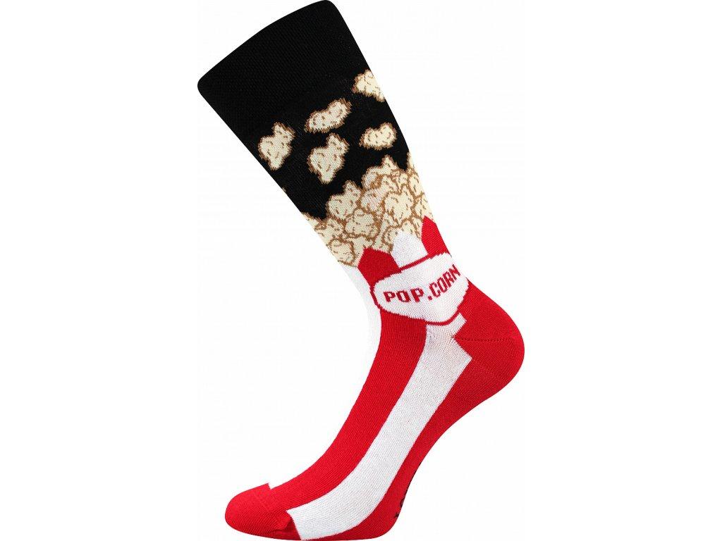 ponozky panske depate popcorn vesele obrazkove vtipne superfit store