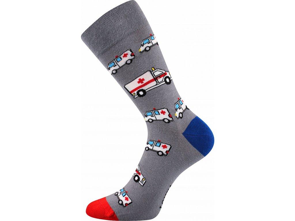 ponozky panske depate l zachranka vesele obrazkove vtipne superfit store