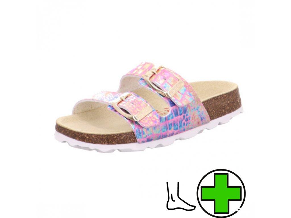 superfit 1 800111 5010 bio korkove pantofle superfit store