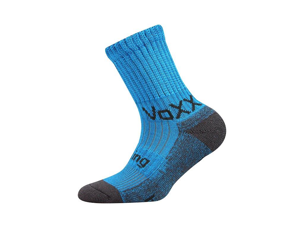 Ponožky dětské multifunkční BOMBERIK chlapecké a dívčí (Velikosti ponožky 14-16 (20-24), Barvy ponožek Modrá A)