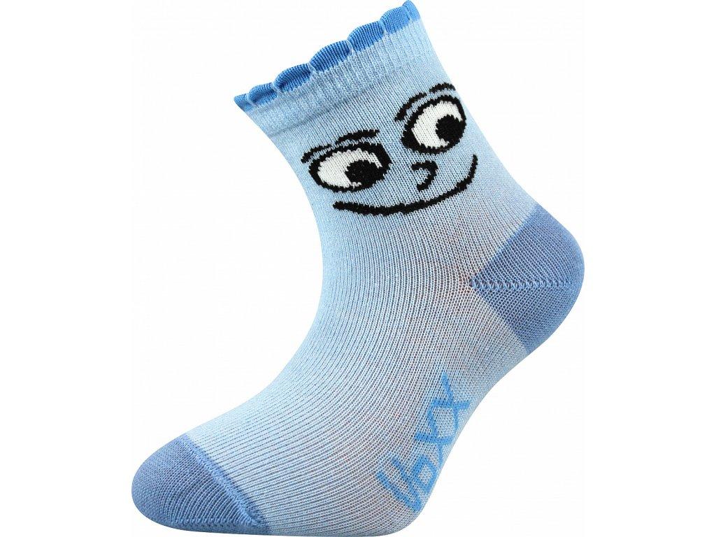 ponozky kojenecke kukik modra a superfit store