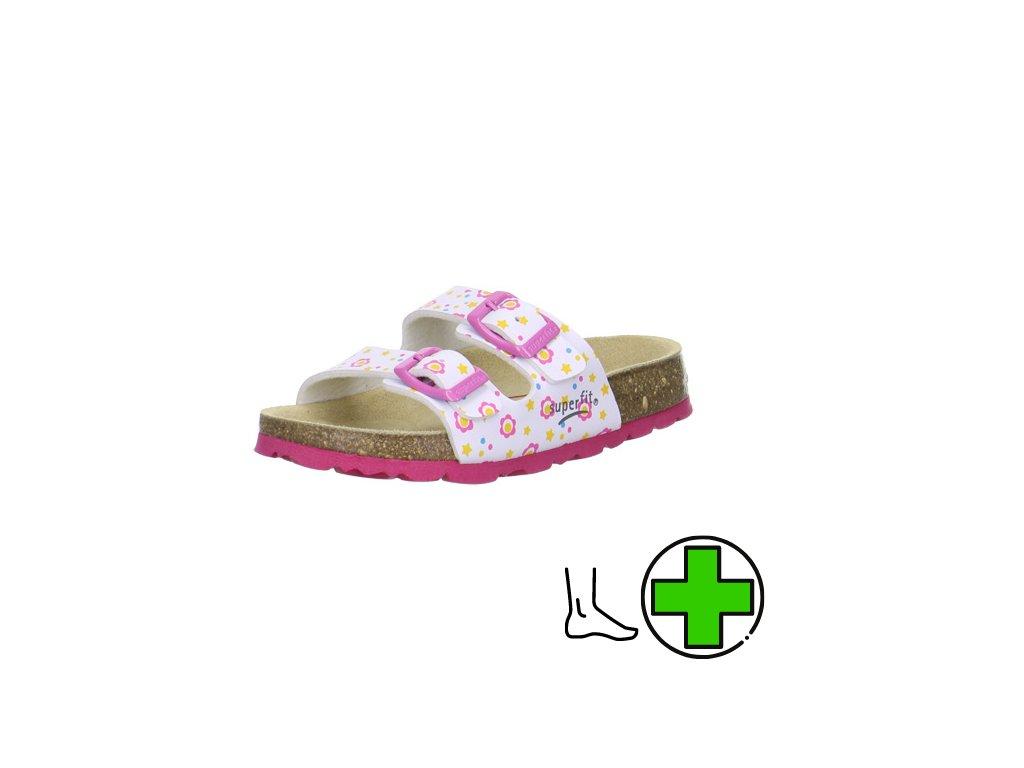 superfit 0 200111 5100 bio korkove pantofle superfit store