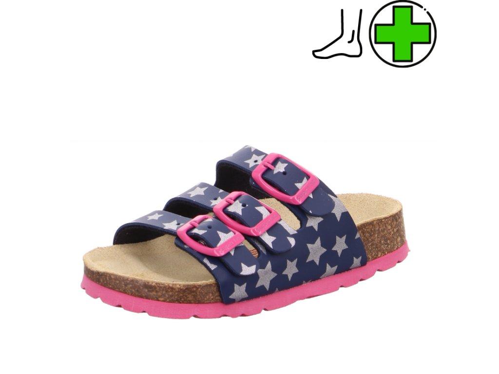 superfit 0 800113 8400 bio korkove pantofle superfit store