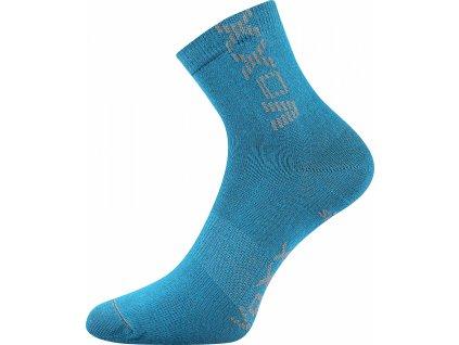 Ponožky ADVENTURIK modrá C (Barvy Modrá C, Velikosti ponožek 20-22 (30-34))