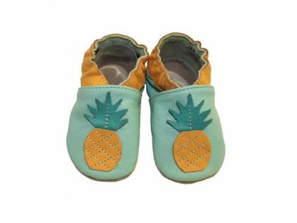 capacky kozene barefoot babice ba 039 ananas (1)