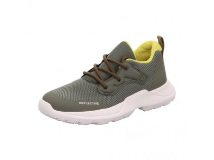 Dětské chlapecké a dívčí boty tenisky Superfit 0-606212-7000 (Velikosti 31)