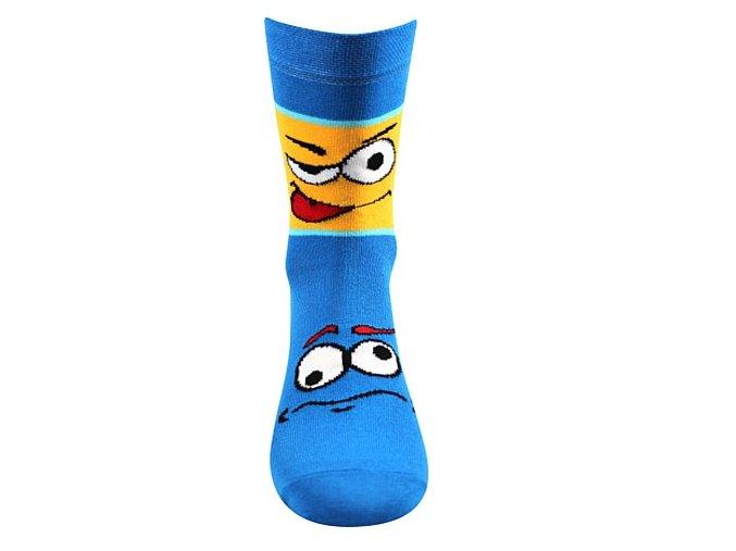 ponozky tlamik vesele obrazkove vtipne superfit store