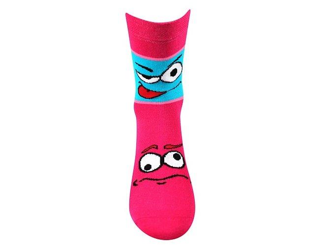 ponozky tlamik vesele obrazkove vtipne 3 superfit store