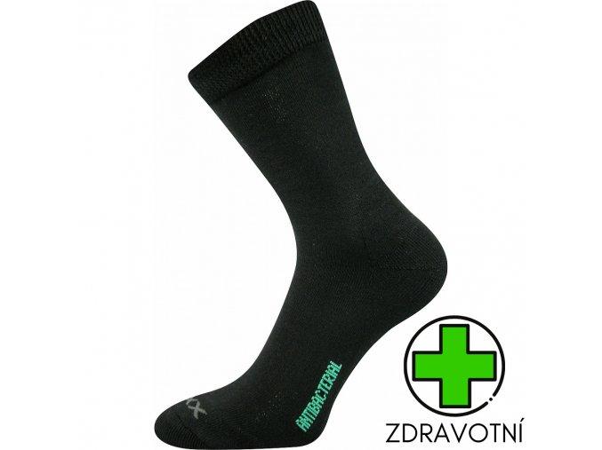 ponozky zeus zdravotni cerna a superfit store